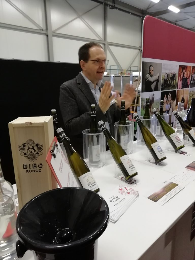 Markus Bonsels from Bibo Runge- Rheingau (Germany)