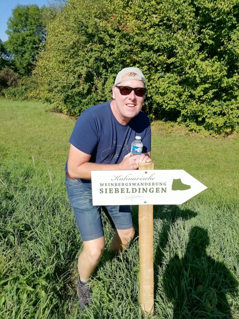 Welcome to Siebelingen, Pfalz, Germany for the culinary walk